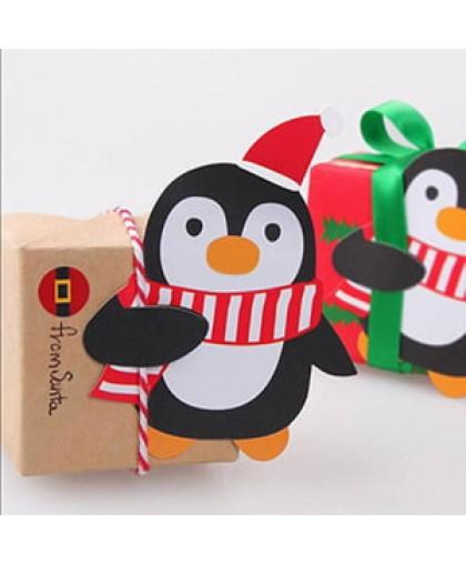 Карточка для леденца и оформления подарка (10 шт.)