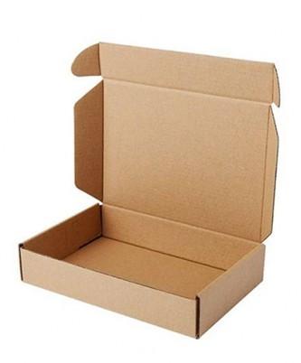 Коробка для подарка из гофрокартона
