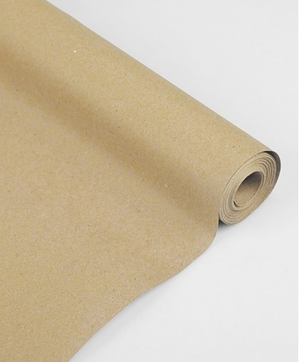 Упаковочная крафт-бумага, рулон 84 см x 10 метров, 80 г/м