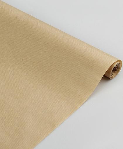 Бумага упаковочная крафт, рулон 72 см x 10 метров, 40 г/м