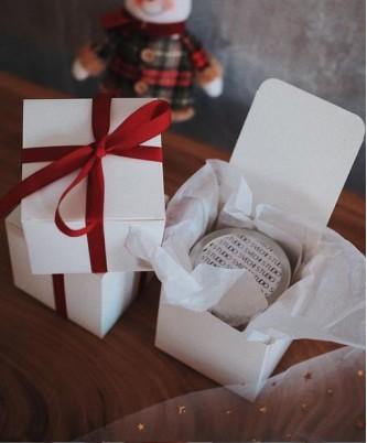 """Подарочная коробка """"Куб"""""""
