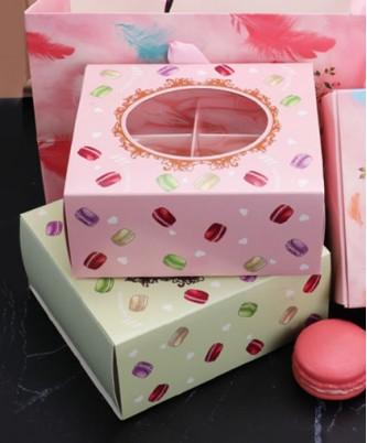 Коробка кондитерская с делениями