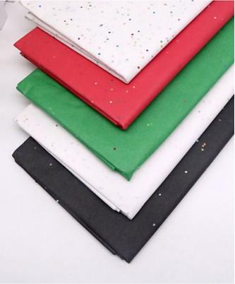 """Папиросная бумага """"Крапинка"""", 50х66 см, 10 листов"""