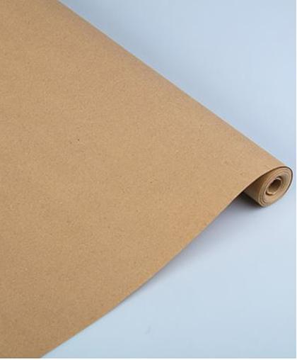 Упаковочная крафт-бумага, 10 листов 79х109 см