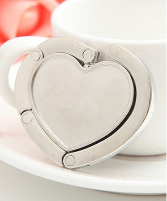 """Крючок для сумки """"Heart"""""""