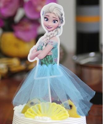 "Топпер ""Frozen"""