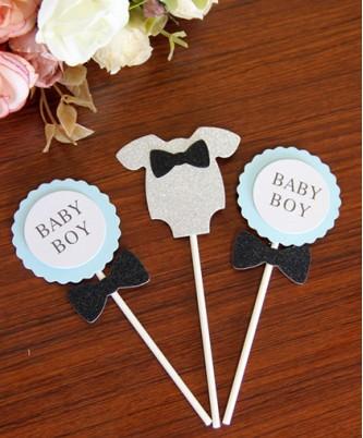 """Топпер """"Baby Boy"""""""