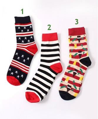 МУЖСКИЕ новогодние носки