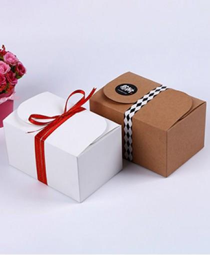 "Подарочная коробка ""Крафт"""