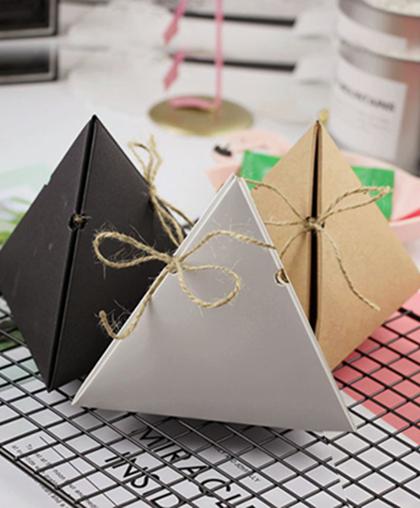 "Коробочка ""Пирамидка"""