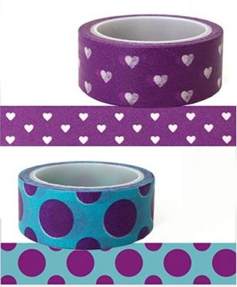 "Стикерная лента ""Violett"", 5 м"