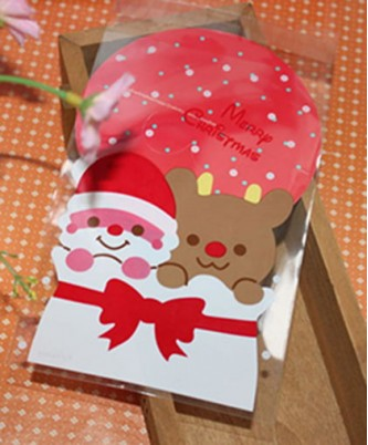 """Пакетики для мини-подарков """"Друзья""""  (100 шт.)"""