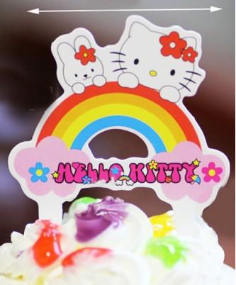 """Топпер """"Hello Kitty"""" (25 шт.)"""