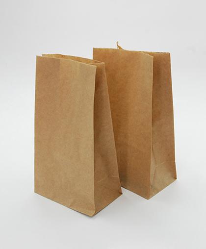 """Пакет бумажный """"Крафт"""" / 10 шт."""