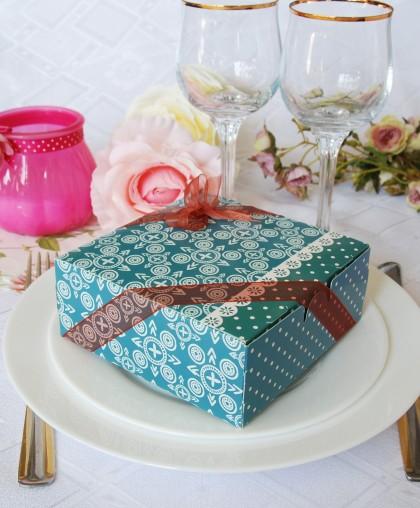 """Подарочная коробка """"Pattern"""""""