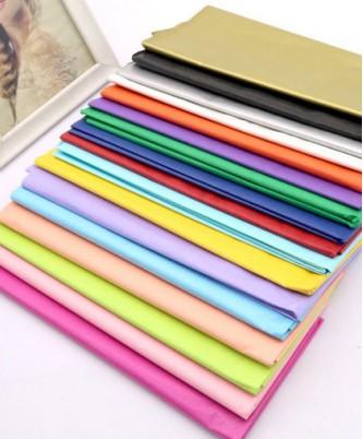 Папиросная бумага цветная, 50х66 см