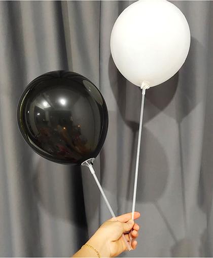 Стержень для шарика / белый