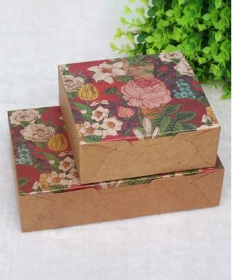 """Подарочная коробка """"Райский сад"""""""
